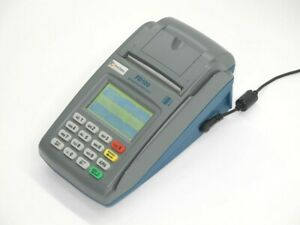 First Data Fd100 Credit Card Terminal Great Buy
