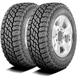 2 Cooper Discoverer S t Maxx Lt 275 65r18 123 120q E 10 Ply Mt M t Mud Tires