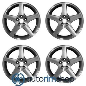 Ford Mustang 2003 2004 17 Factory Oem Wheels Rims Set 3r3z1007ea