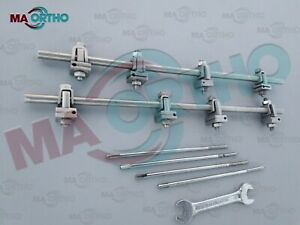 External Fixator Clamp 3 5 Mm Complete Set Orthopedic Surgical Instruments