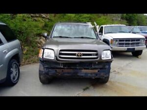 Rear Axle 4 10 Ratio 4wd Fits 01 04 Sequoia 728411