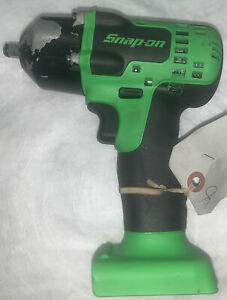 Snap On 3 8 Cordless Impact Ct8810g Factory Refurbished Tool Only