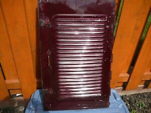 1930 Ford Model A Hood Side Covers Original Pair Right And Left