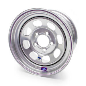 Bart Wheels 15x8 5 4x3 4 4in Bs Silver Painted Pn 5335834 4