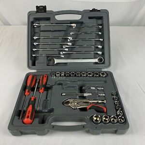Silver Eagle By Matco Tools General Service Socket And Wrench Set Missing 4 Pcs