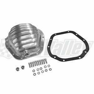 Gm Aluminum 8 5 8 6 Ring Differential Cover W Gasket 10 Bolts Hot Rod