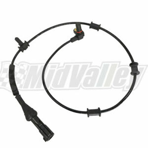 Abs Wheel Speed Sensor Front Left Right For Lincoln Ls Ford Thunderbird 3 9l