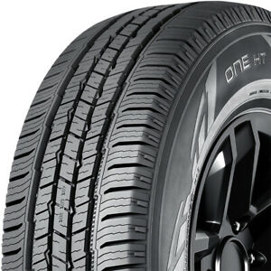 4 New Nokian One Ht 255 70r17 112s A s All Season Tires
