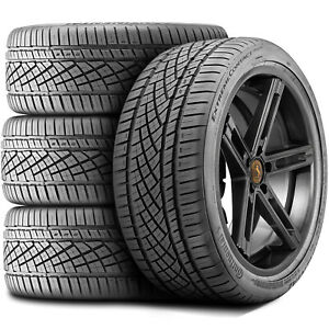 4 Continental Extremecontact Dws 06 205 45r16 Zr 83w A s High Performance Tires
