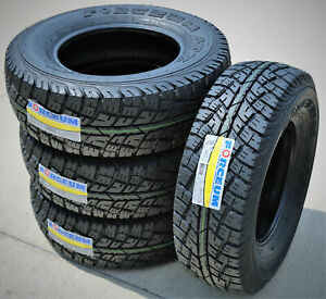 4 New Forceum Atz Lt 235 75r15 Load E 10 Ply At A t All Terrain Tires