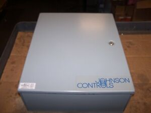 New Hoffman 20 X 16 X 6 Electrical Enclosure With Backplate Nema 1