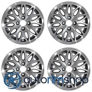 Acura Integra 1998 14 Oem Wheel Rim Set