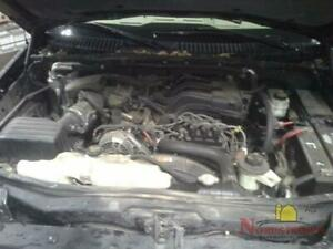 2006 Ford Explorer Rear Axle Differential 3 55 Ratio Awd