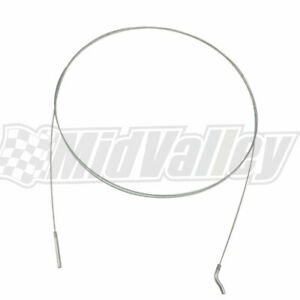 Accelerator Cable For Volkswagen Beetle Super Beetle 1966 1971 Fits 1971 Volkswagen Super Beetle Base