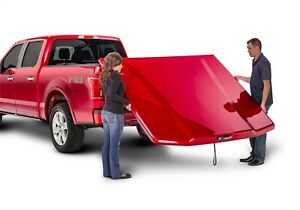 Undercover Uc1198s Elite Smooth Tonneau Cover Fits 19 21 Sierra 1500