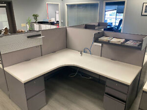 Steelcase 6 x6 Office Cubicles Workstations