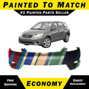 New Painted To Match Front Bumper For 2005 2008 Toyota Matrix Base Xr Xrs 05 08