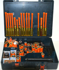 Cementex Insulated Tools 1000v Hand Tools High Voltage