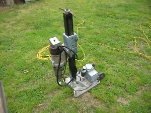 Black Decker 2 Speed Core Drill Rig With Truco Stand