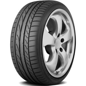 2 Bridgestone Potenza Re050a I Rft 255 40r17 94w oe Performance Run Flat Tires