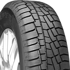 2 New Cooper Discoverer True North 195 65r15 91t studless Snow Winter Tires