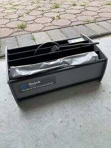 Sealed Air Corporation Instapak Quick Warmer Iqw15 120v Ac Operation