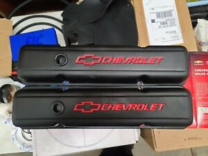 Chevrolet 350 Valve Covers Short