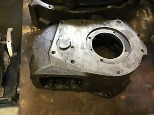 Chevy Np203 Transfer Case Empty Case Chevrolet K10 344258