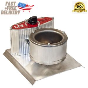 Lead Melter Smelting Pot Cast Molten Ingot Small Electric Sinker Shooter Hunting $116.45
