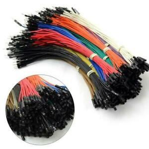 40pcs 20cm Dupont Wire Female To Male 1p 1p Pin Header Wire Cable For Arduino