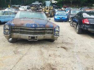 1966 Cadillac Deville Core Locked 8 429 Engine Assembly