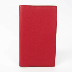 Hermes Agenda A6 Planner Cover Red Color Vision Bf529469