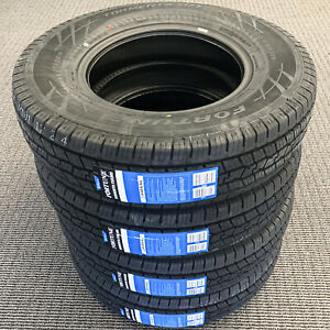 4 New Fortune Tormenta H T Fsr305 225 75r16 Load E 10 Ply As A S All Season Tire