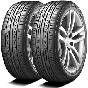 2 Tires Hankook Ventus V2 Concept2 22540r18 92w Xl As Performance As Fits 22540r18
