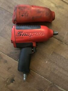 Snap On 1 2 Drive Pneumatic Impact Gun Mg725