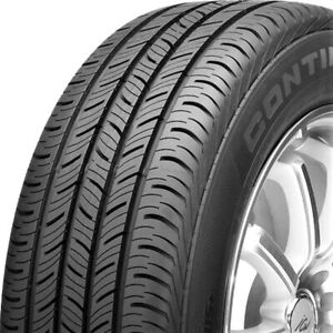 2 New Continental Contiprocontact 195 65r15 89s A s All Season Tires