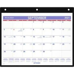 At A Glance Sk7 00 At a glance Dated Wall desk Calendar Monthly 11 X 8 25