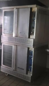 Imperial Commercial Restaurant Double Convection Oven