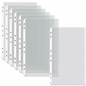 100 box Legal Size Clear Heavyweight Poly Sheet Protectors By 8 5 X 14
