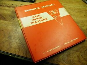 Case 155 195 Compact Tractor Service Manual