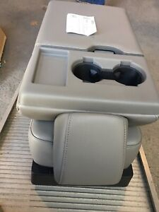 2017 20 Ford Super Duty F350 450 550 Front Middle Seat Center Console Never Used