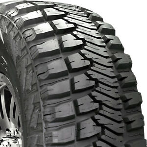 4 Goodyear Wrangler Mt r With Kevlar Lt 245 75r17 Load E 10 Ply M t Mud Tires