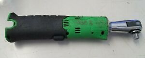 Bare Tool Snap on Ctr761a 3 8 14 4v Ratchet Green