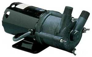 Little Giant 3 md mt hc 1 25 Hp Pps Magnetic Drive Pump 115v 1 2 Mpt