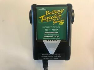 Deltran Battery Tender Jr 12v Maintainer 750ma