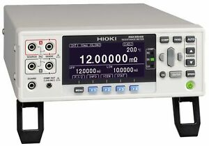 Hioki Rm3545 02 Resistance Meter With Multiplex Int