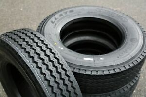 2 New Leao Lla78 235 75r17 5 Load H 16 Ply All Position Commercial Tires
