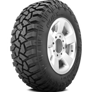 4 New Fury Country Hunter M t 2 Lt 35x13 50r20 Load E 10 Ply Mt Mud Tires