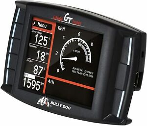 Bully Dog Triple Dog Gt Gas Tuner For Universal Application 40410 Free Shipping