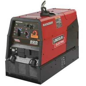 Lincoln Electric K2857 1 Engine Driven Welder Ranger 225 Series Electric